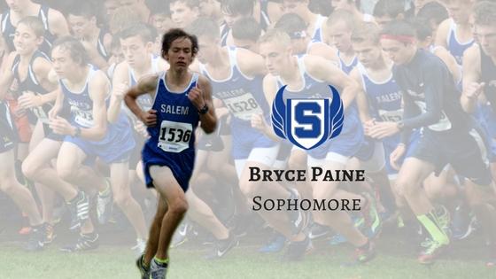 Paine leads Boys XC