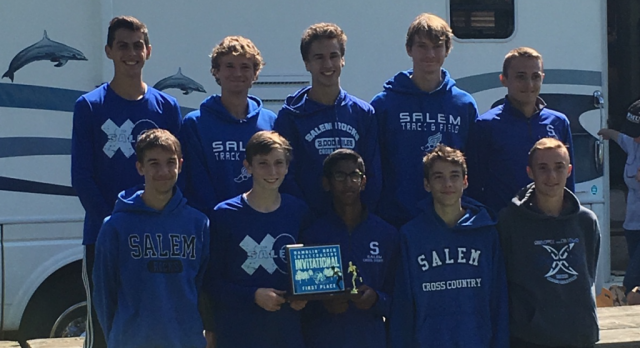 Boys XC Wins Another Invite