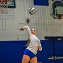 2017 Girls Varsity Volleyball vs Grand Blanc
