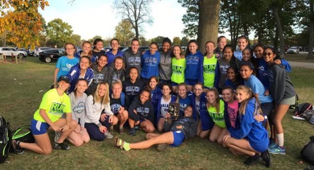 Salem Girls Varsity XC – 3rd place @ Conference Final