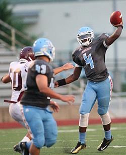 thomas jefferson high school football