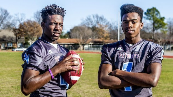 Brotherly Bond Propels Tj Football Star Bound For West