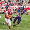 Varsity Football ~ 8/25/16