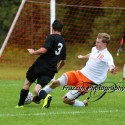 Stockbridge Boys Soccer vs Dansville