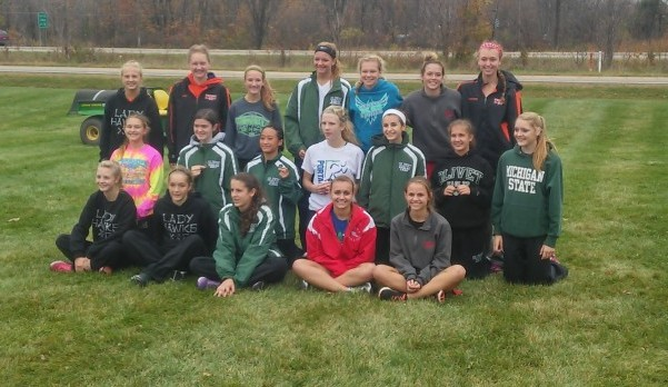 Girls GLAC Championship First Team Honors