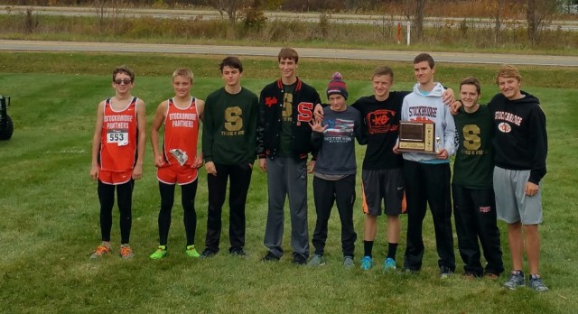 Boys Cross Country Wins Conference