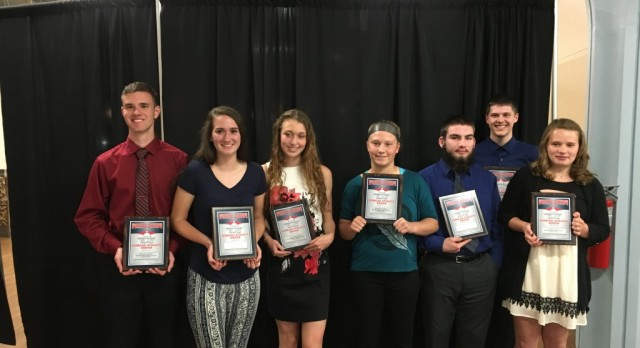 GLAC Sr. Scholar Athletes Honored