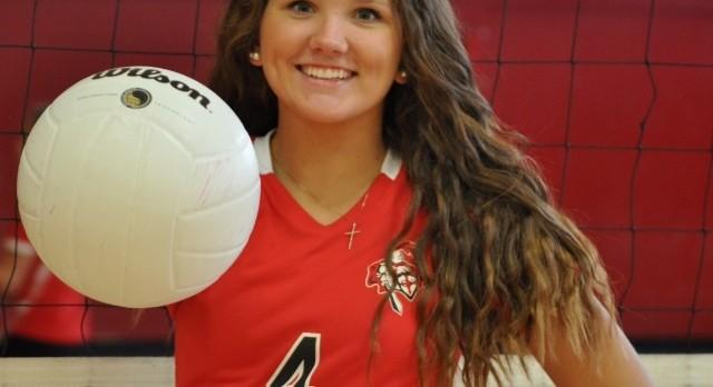 Vicki Stec- Athlete of the Week!