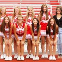 2014 JV Fall Cheerleaders