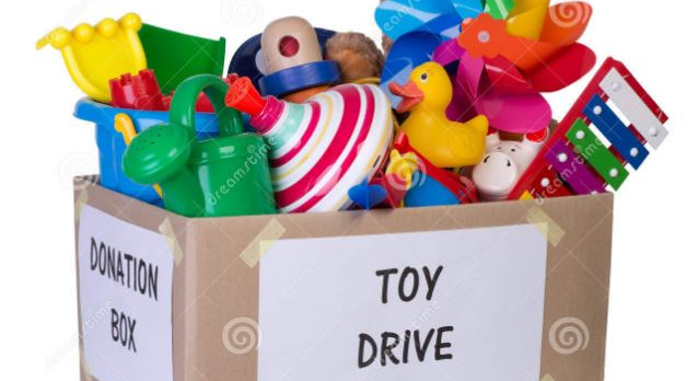 Toy Drive Game