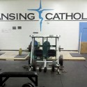 Renovated weight room in 2007