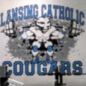 New logo in weight room