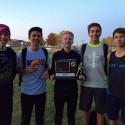 2015 XC – Boys and Girls Varsity Win League Title + CAAC White League Jamboree #3