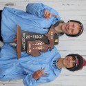 2015 XC – Cougar Boys and Girls Varsity Sweep Regional Championships – St Johns