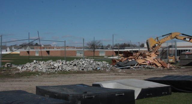Construction Underway on New Stadium