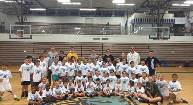 First Week of Sports Camps Wraps Up today