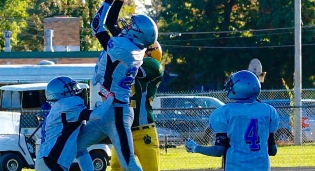 Freshman Cougars Climb to 8-0