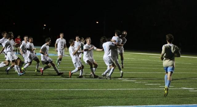 Boys Soccer Upsets Williamston
