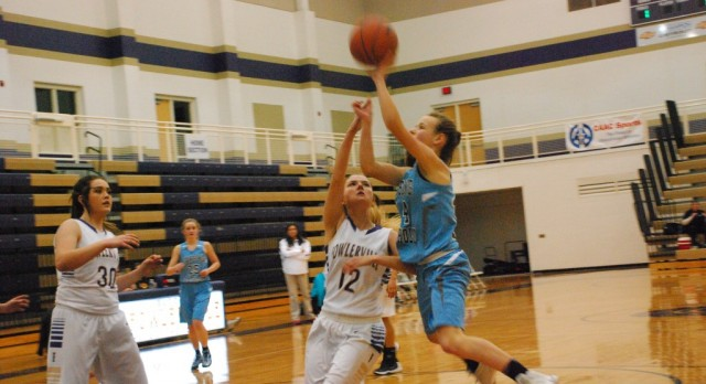 JV Girls Basketball 3-0  in Latest Contests