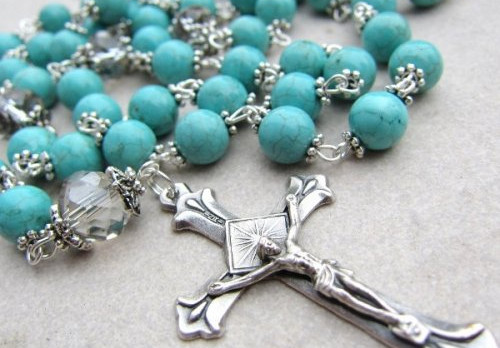 All-Team Rosary on Tuesday, August 15 @ 6:30 PM