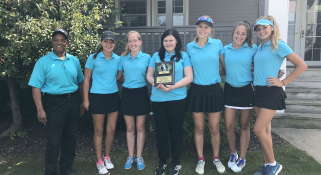 Golf Captures First Place and Medalist Honors at Solheim Cup