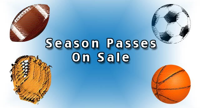 Spring Sports Season Passes on Sale
