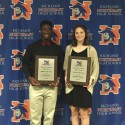 Senior Athletes of the Year 2015-16