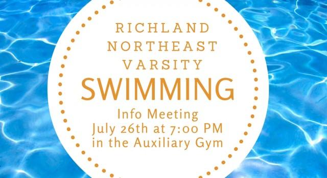 Swim Team Information Meeting