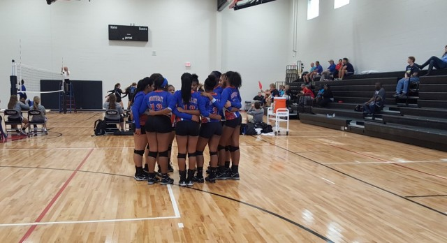 Lady Cavs Volleyball finishes 3rd in Cardinal Newman Invitational