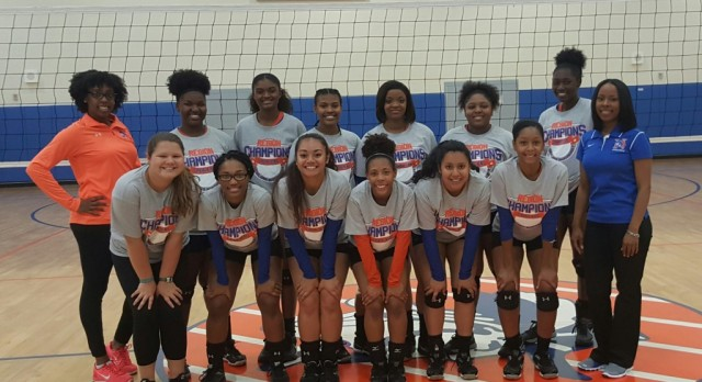 Lady Cavs Volleyball end Playoff Run
