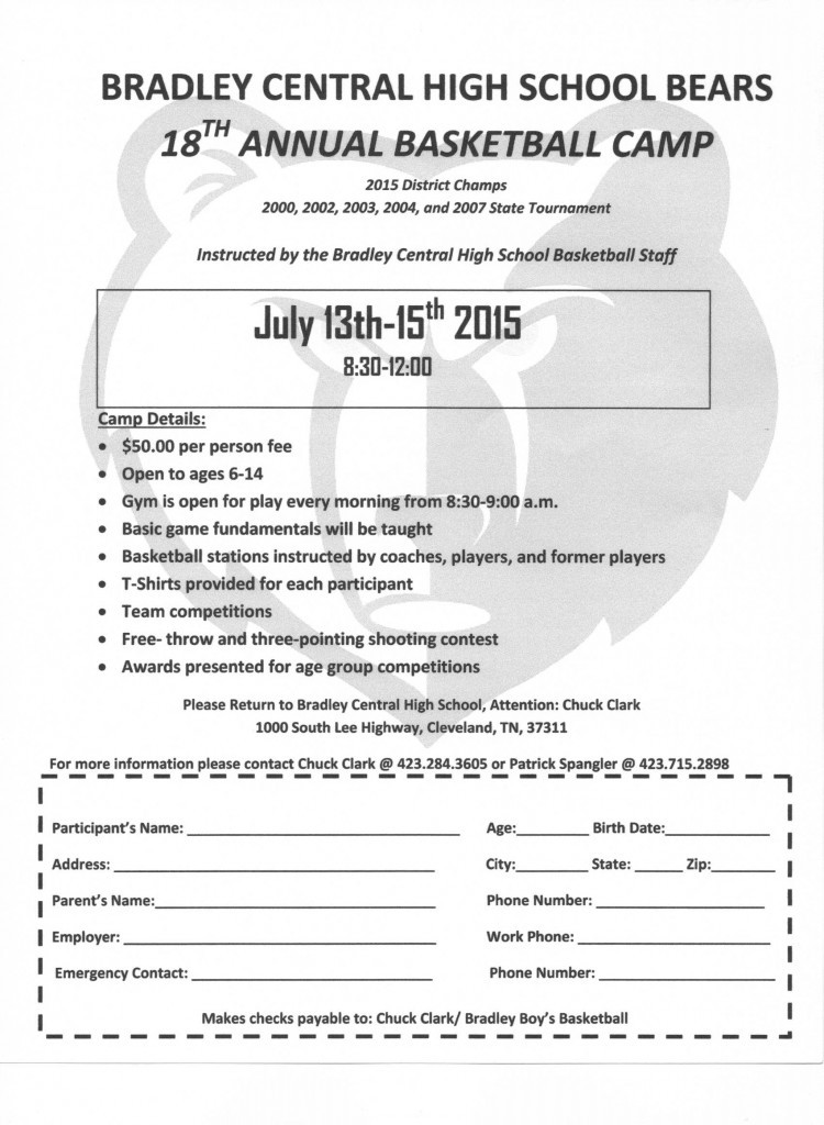 Boys Basketball camp2