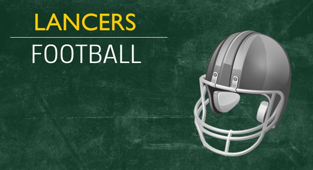 Lancer Football Clinches State Playoff Berth