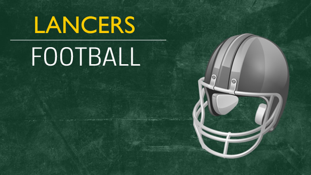 Lancers Football Rebounds With Convincing Win
