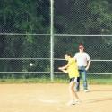 Softball Team BBQ – 2013