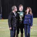 Varsity football Senior Night 10-24-14