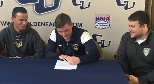 Johns Signs with Cornerstone University