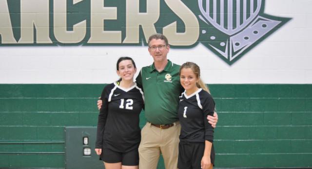 Seniors Shine in Home Finale