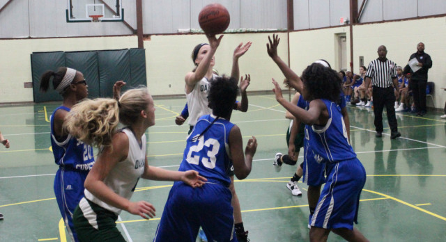 This Week in Middle School Girls Basketball