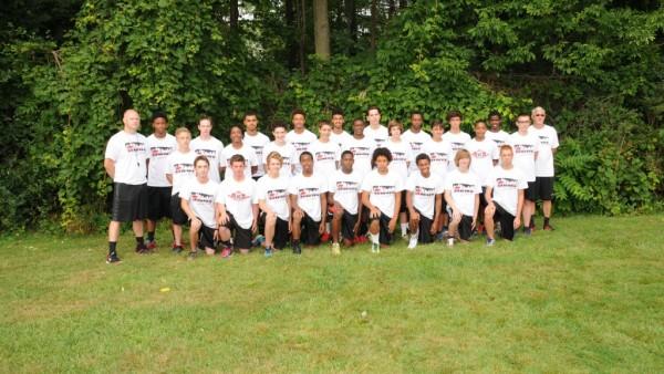 2015 McK Boys CC Team