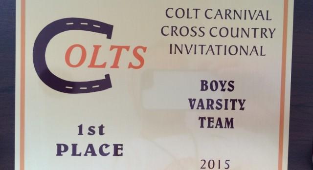 Boys CC Wins Second Straight