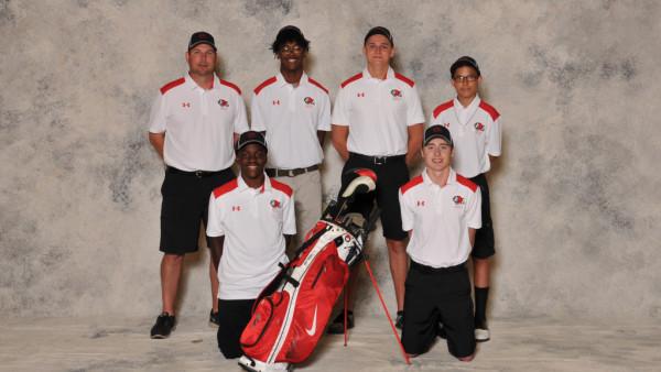 2017 McK Boys Golf