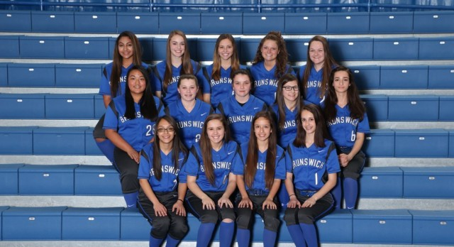 Brunswick Senior High School Junior Varsity Softball beat Euclid High School 11-1