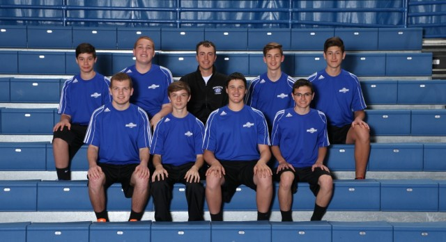 Brunswick Senior High School Boys Junior Varsity Tennis beat Elyria High School 5-0