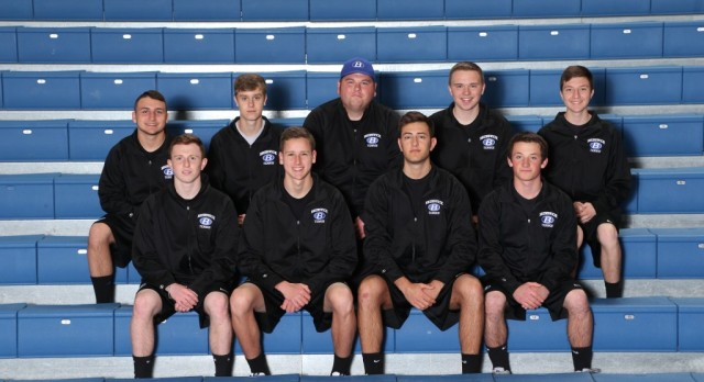 Brunswick Senior High School Boys Varsity Tennis beat Olmsted Falls High School 4-1