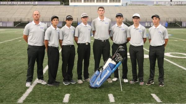 Varsity Boys Golf