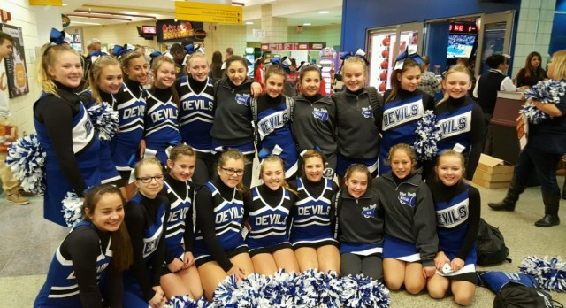 Brunswick South Cheerleading information