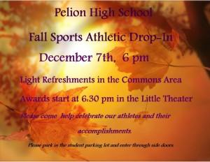 Fall Sports Drop In