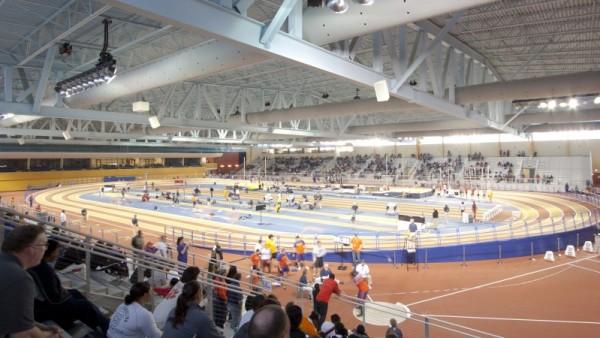 birmingham indoor track meet