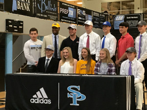 Spring 2017 Signees from all sports