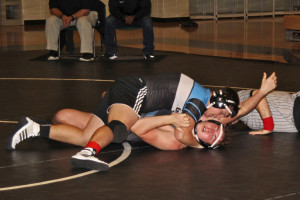Andrew Moses Pins Chase Perry